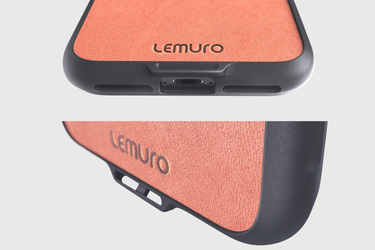 Hamid Bekradi Lemuro iphone Case