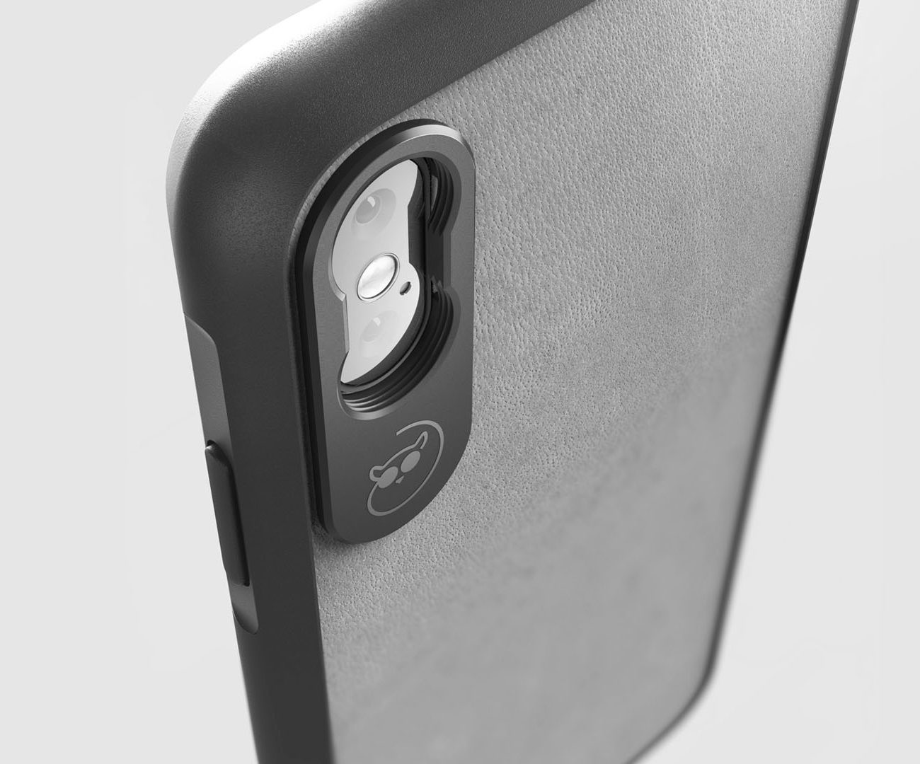 iphone bumper case and photography lenses designed by Hamid Bekradi for iphone X, iphone 7 plus iphone 8 plus